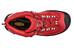 Keen Wanderer WP Hiking Shoes Women Chili Pepper/Gargoyle